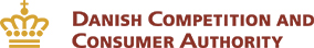 Danish Competition and Consumer Authority logo