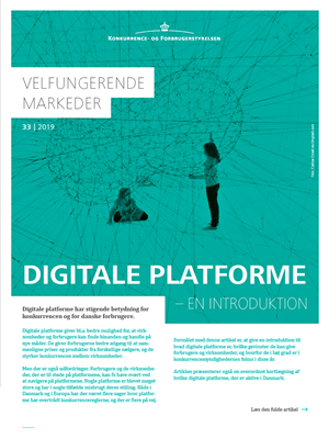 Digitale platforme - en introduktion